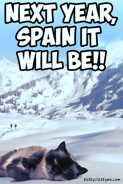 Next Year Spain It Will Be Sassyclassyme